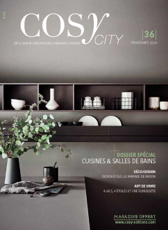 Cosy City_n°36_printemps 2020_UNE
