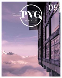 PVG Magazine_n°5_2019-2020_UNE